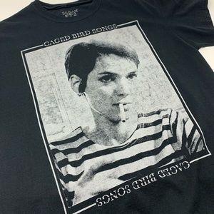 "Winona Ryder ""Reality Bites"" Graphic Shirt"